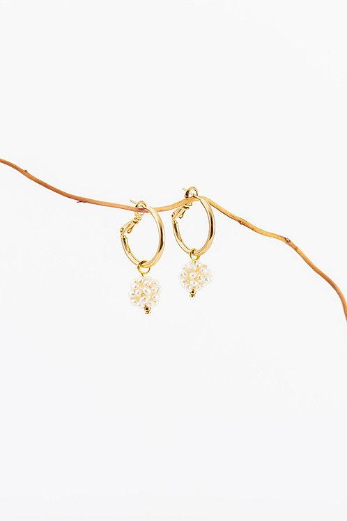 Pendientes Mini-Pearls · Perlas Naturales