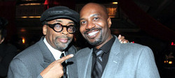 Spike Lee and Ronald K Brown