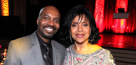 Ronald K. Brown and Honoree Phylicia Rashad