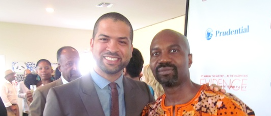 Jason Moran with Ronald K. Brown