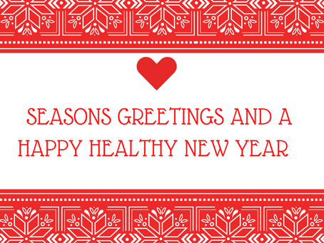 Happy Healthy Christmas to you all