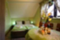 pokoje gościnne Górki Wielkie - w Górkach Wielkich pokój goscinny