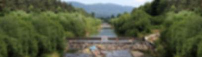Kąpiel w rzece Brennicy Brenna Beskidy