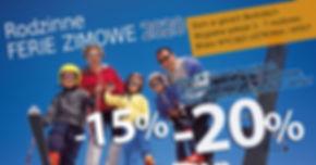 ferie zimowe dla rodzin z mamą i tatą 2020 z Karta Dużej Rodziny