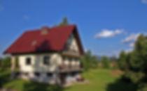 Dom wakacyjny w górach