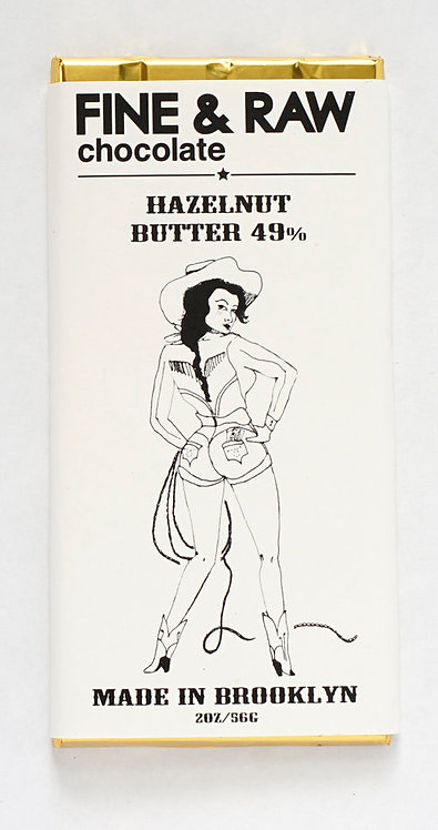 1 oz. Hazelnut Butter Bar - Brooklyn Bonnie Collection