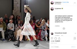 John Galliano 2019SS