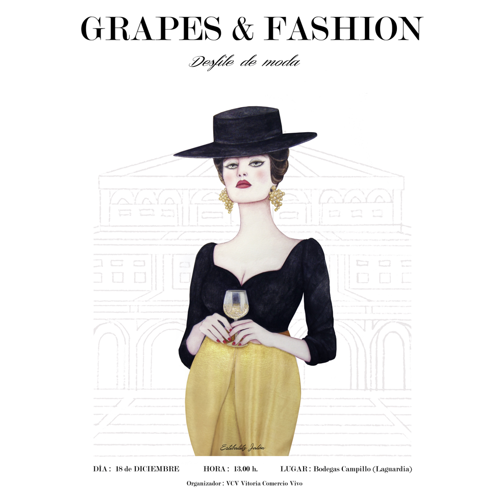 GRAPES & FASHION
