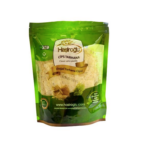 CHIPS TARHANA 250 GR, HEALTHY SNACK