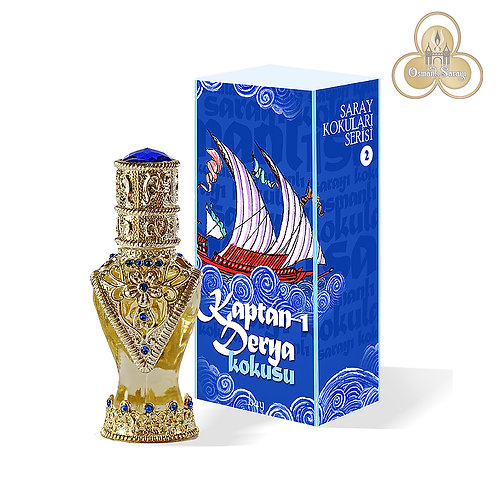 KAPTAN-I DERYA FRAGRANCE FOR MEN