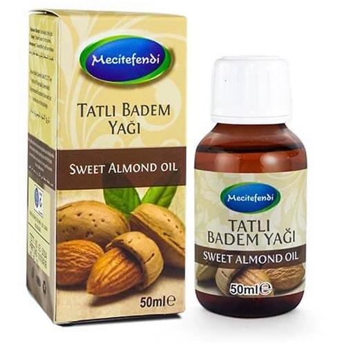 TURKISH SWEET ALMOND OIL, 50 ml