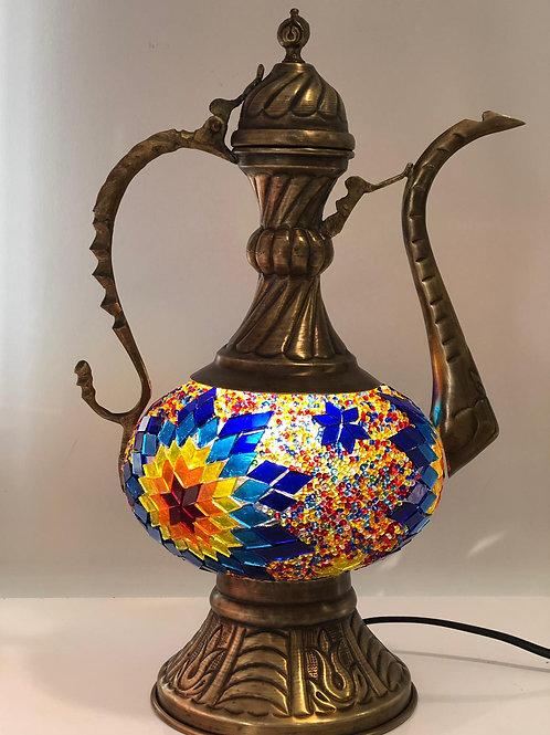 MOSAIC EWER LAMP, MULTI 003