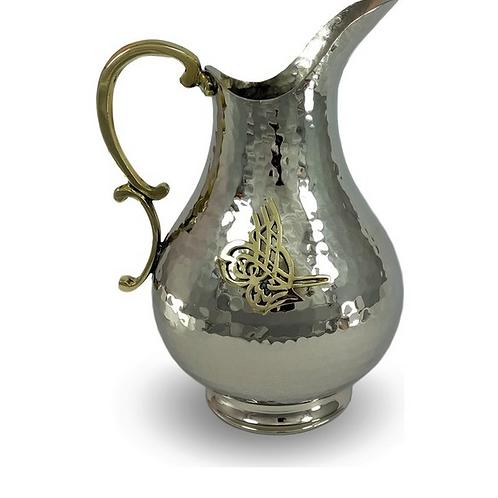 TURKISH HANDMADE COPPER EWER