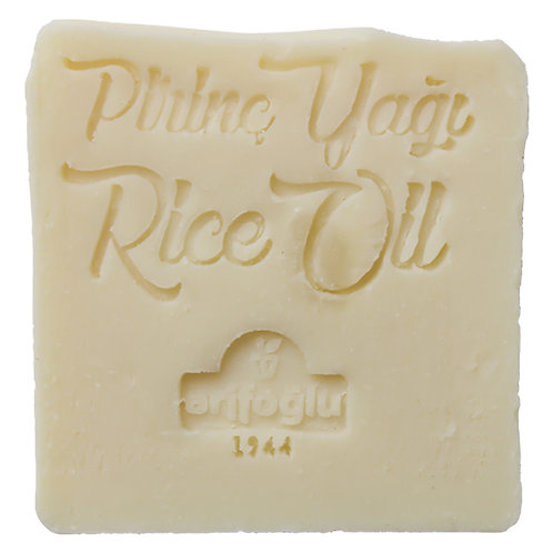 TURKISH NATURAL RICE OIL SOAP