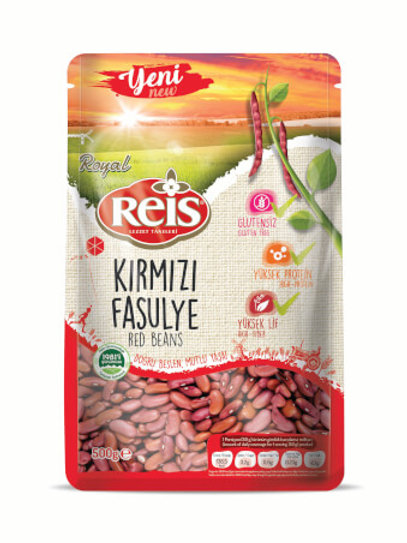 TURKISH RED BEANS, 500 GR 1.1 (LBS)