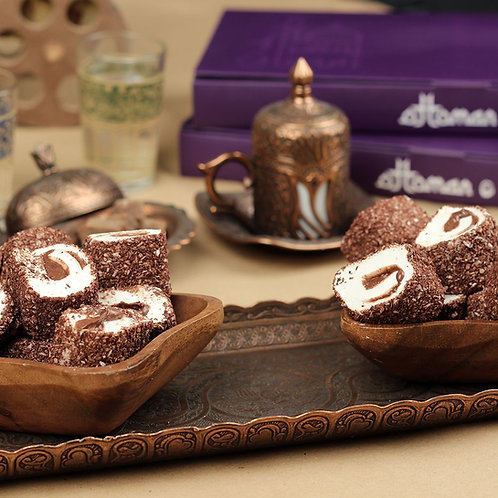 SPECIAL TURKISH DELIGHT WITH CHOCOLATE