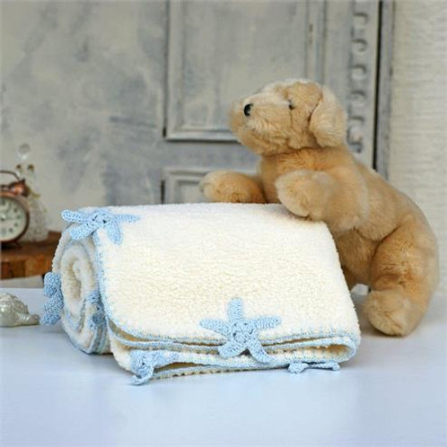 LITTLE STARS SHEEP COTTON BEDCLOTHES FOR KIDS, Blue