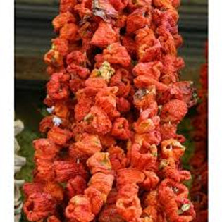 HANGING DRIED PAPRIKA FOR DOLMA, 50 pcs