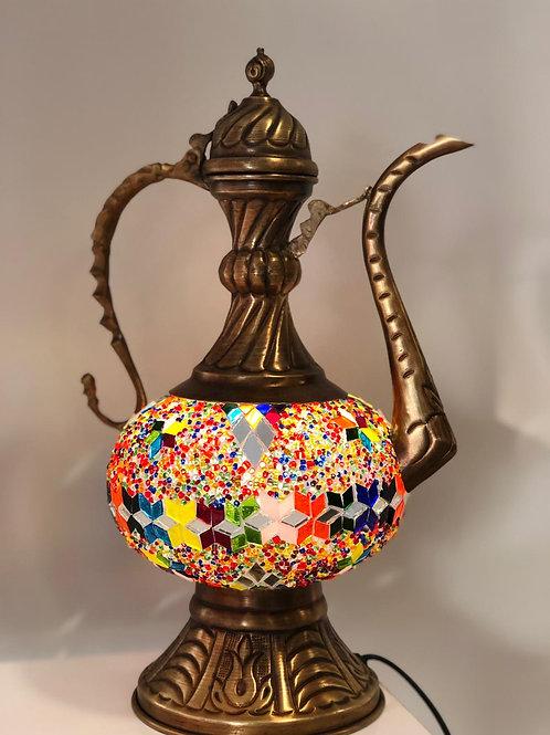 MOSAIC EWER LAMP, MULTI 005