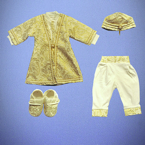 SULTAN BABY COSTUME, 0-6 MONTH