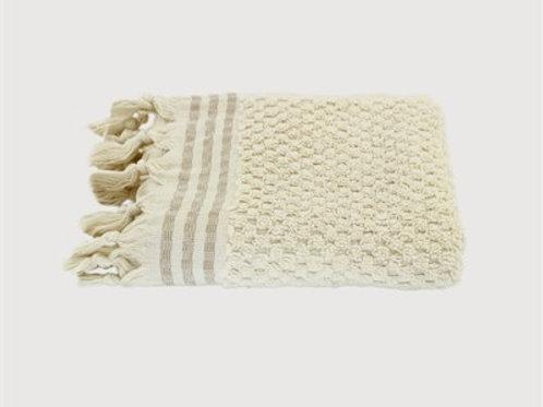 "PREMIUM TURKISH HAND TOWEL,45x90 CM (19""x35"")"