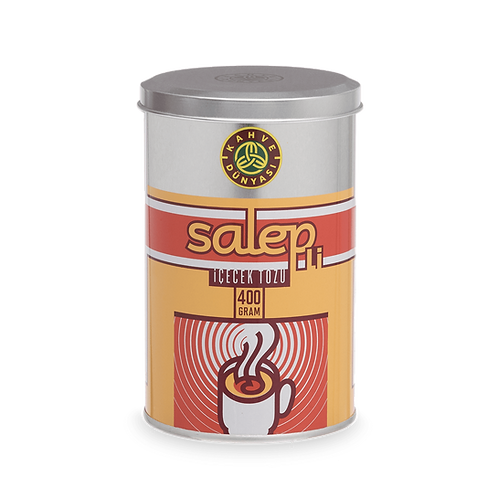 PREMIUM SALEP / SAHLEP, TIN BOX