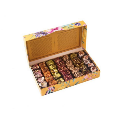 TURKISH ASSORTED DELIGHT BOX, 900 GR