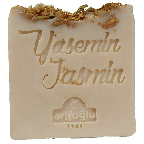 TURKISH ORGANIC JASMINE SOAP