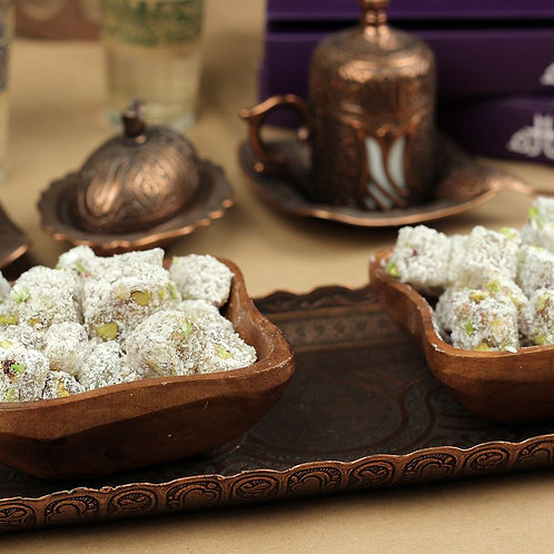 10X SPECIAL TURKISH DELIGHT WITH ANTEP NUT