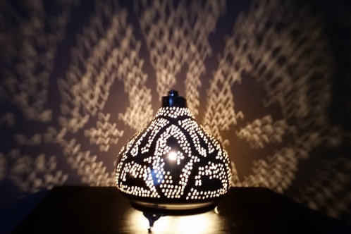 MEDIUM SIZE HANDMADE MOROCCAN TABLE LAMP