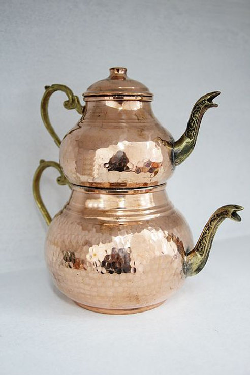 ORIENTAL STYLE TURKISH TEA POT