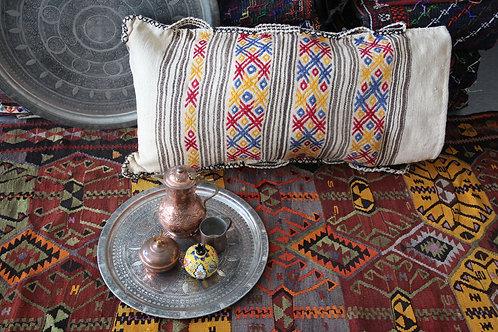 "UNIQUE TURKISH KILIM CHUVAL, DOUBLE SIDED, 115 x 65 cm ( 45 "" x 25 "" )"