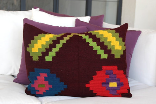 LARGE TURKISH KILIM CUSHION