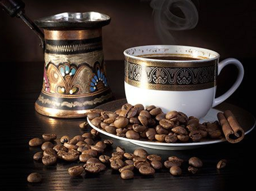 25 x TURKISH COFFEE WITH CINNAMON FLAVOUR, 100 GR