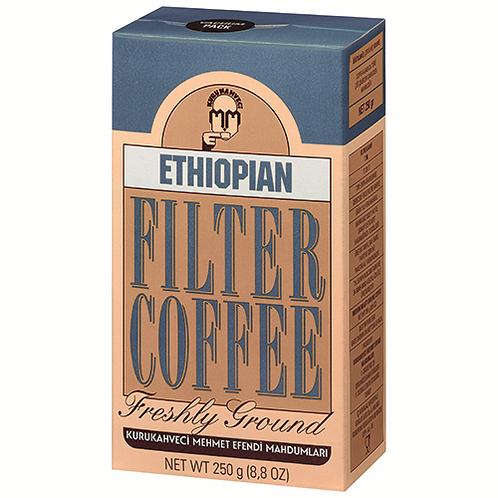 MEHMET EFENDI ETHIOPIAN FILTER COFFEE, 250 gr