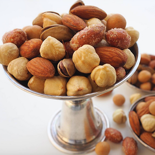 TURKISH ASSORTED FRESH NUT
