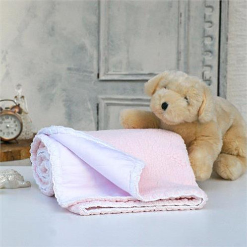 SHEEP COTTON BEDCLOTHES FOR KIDS, Pink