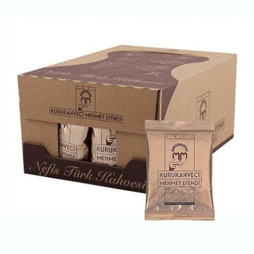 25 x BULK MEHMET EFENDI TURKISH COFFEE, 100 gr