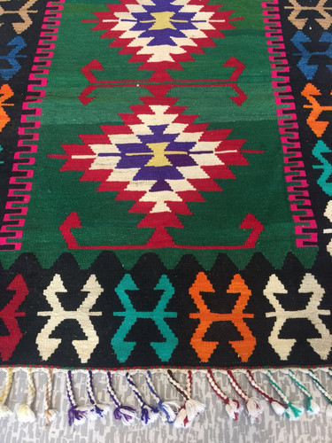 Turkish Kilim Rugs Antique Oushaks