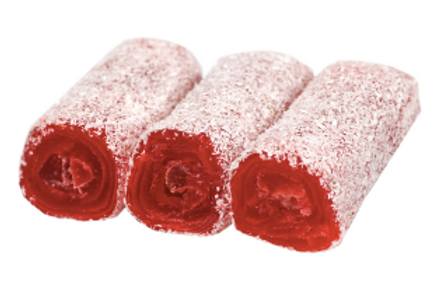 10X Coconut Coated Strawberry Flavor Delight , D073