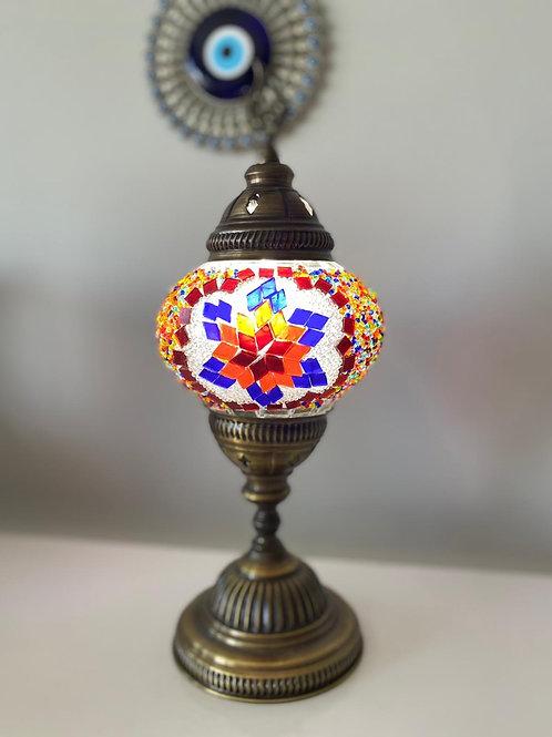 MOSAIC TABLE LAMP, MULTI 39