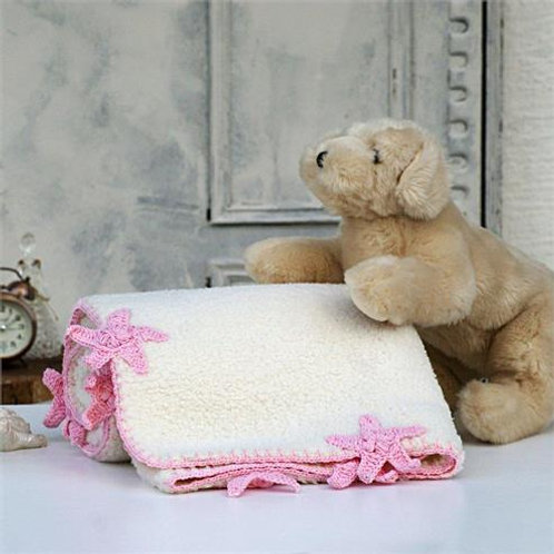 LITTLE STARS SHEEP COTTON BEDCLOTHES FOR KIDS, Pink