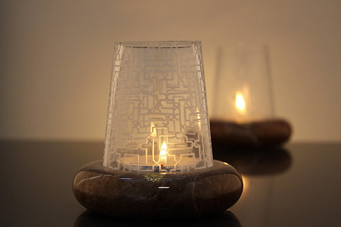 LUXURIOUS OTTOMAN STYLE CANDLE HOLDER