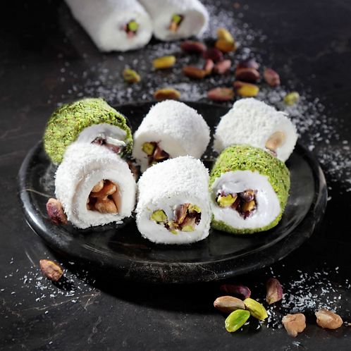 TURKISH MIX SULTAN DELIGHT WITH COCONUT