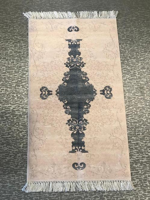 """UNIQUE TURKISH RUG, 65 x 115 cm (25"""" x 45""""), 002"""