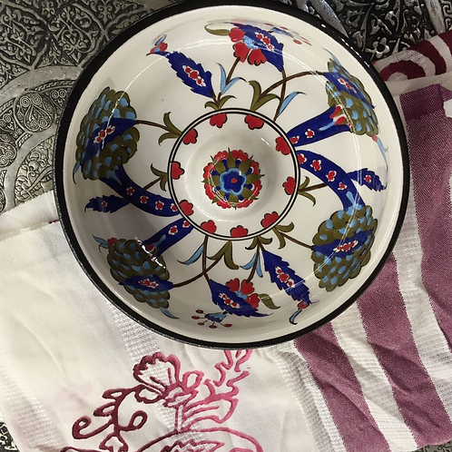 TURKISH CERAMIC HAMMAM BOWL-SPA BOWL, 003
