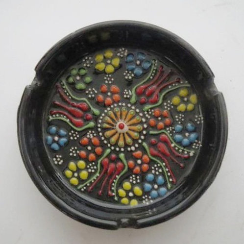 TURKISH CERAMIC ASHTRAY