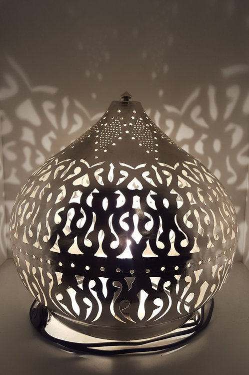 LARGE HANDMADE MOROCCAN TABLE LAMP