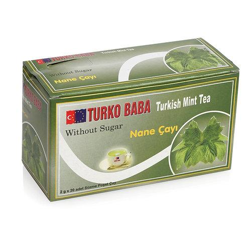 TURKISH MINT TEA