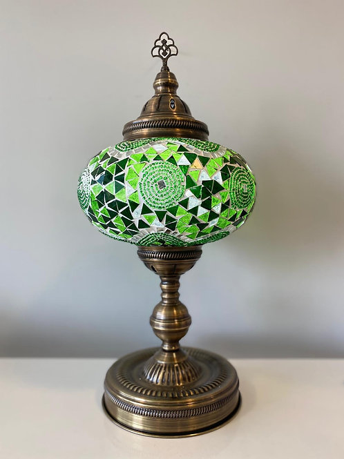 "EXTRA LARGE MOSAIC TABLE LAMP, NO 5 (55 cm/21.6""), 006"